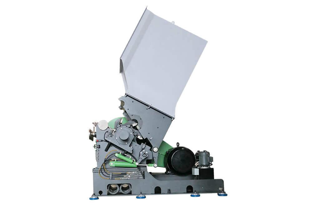 GH Heavy-Duty Plastic Crushers Grinding Machine