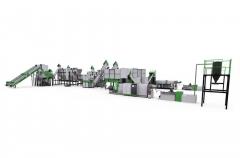 AWS-PET塑料回收清洗线